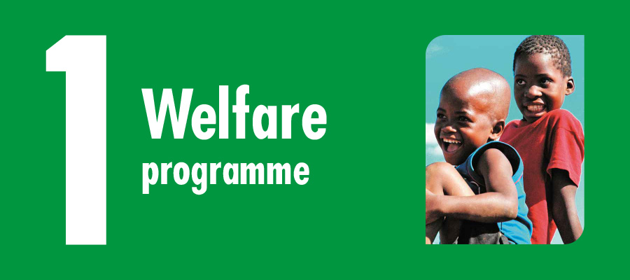 SASA Welfare Programme