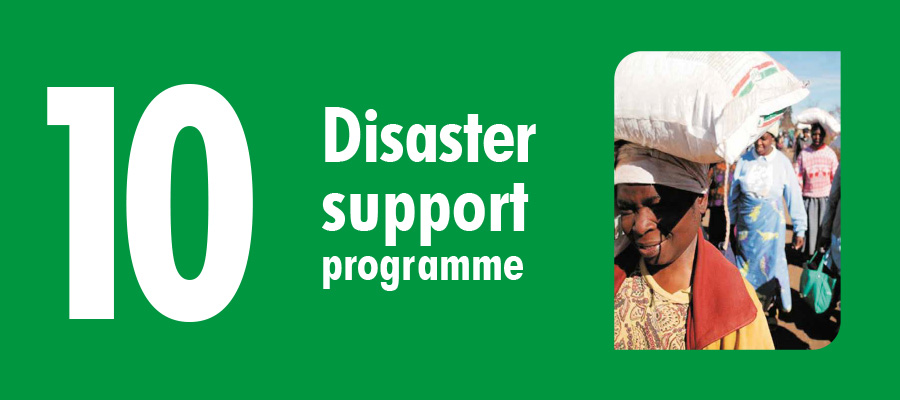 Disaster Support Programme