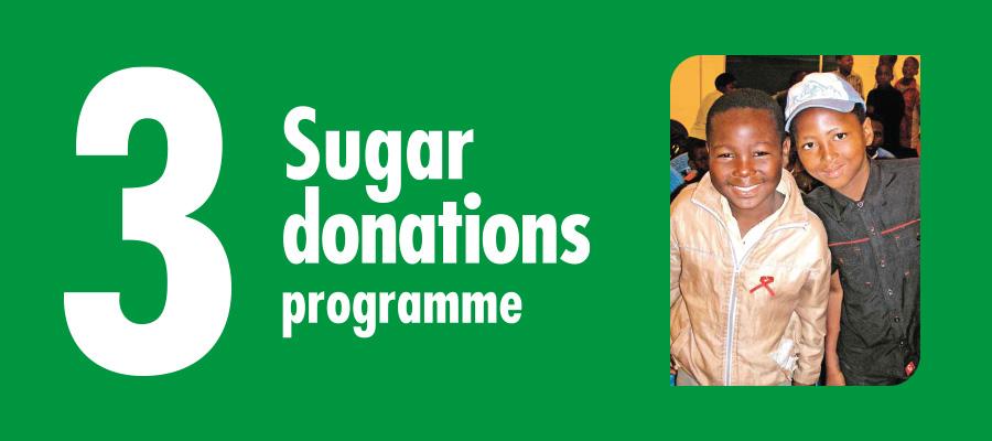 Sugar Donations Programme